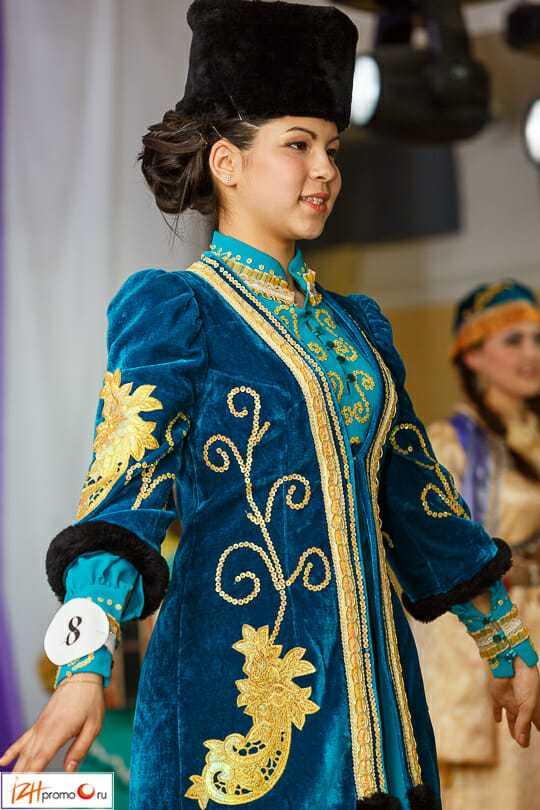 Татар кызы