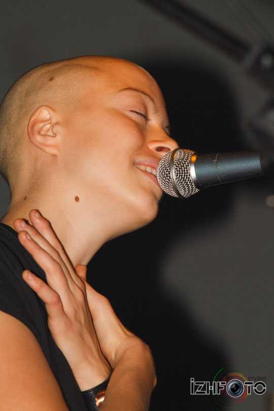Основатель группы Ольга Маркес
