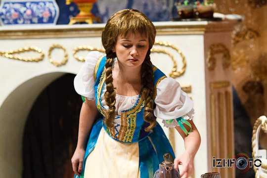 Государственный театр оперы и балета, город Ижевск