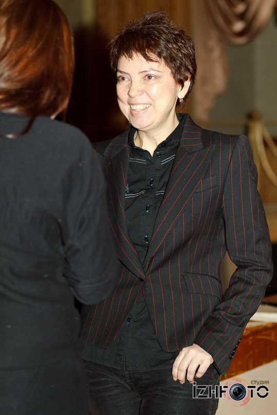 Светлана Акчурина, режиссер Театра оперы и балета