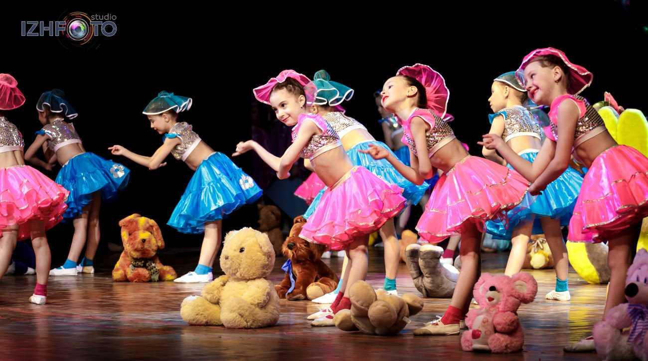 Ансамбль танца Атлантида был создан в ноябре 1996 года