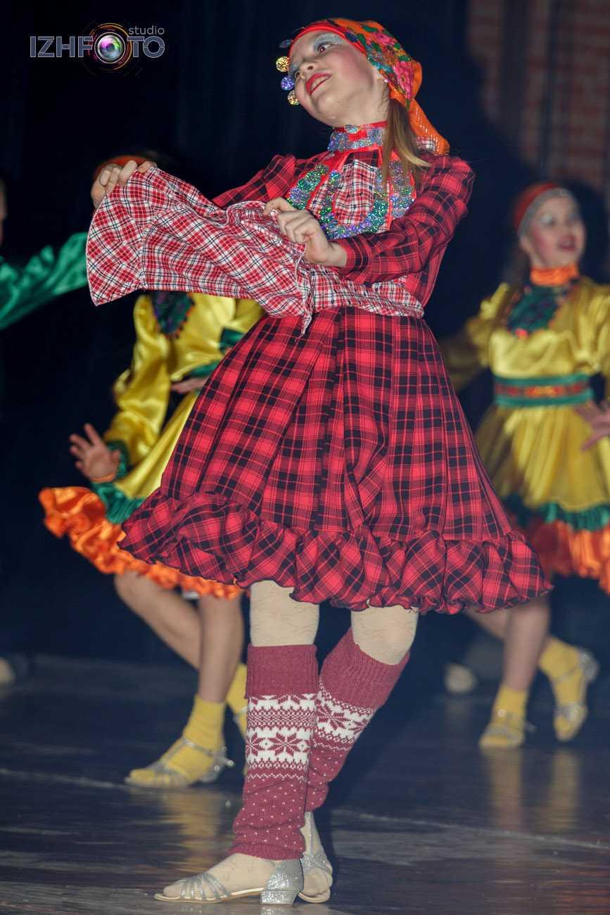 Танцевальные школы в Ижевске