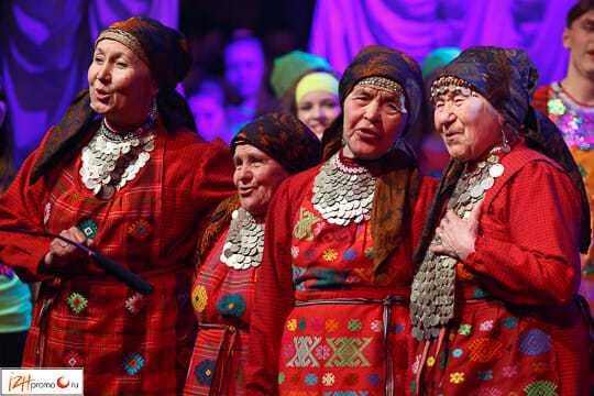 Песни Бурановских бабушек