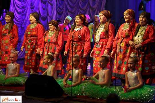 Бурановские бабушки, Ижевск