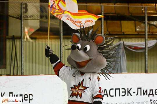 Группа поддержки хоккейного клуба Ижсталь, Ижевск