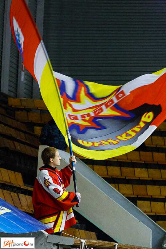 Матчи по хоккею в Ижевске