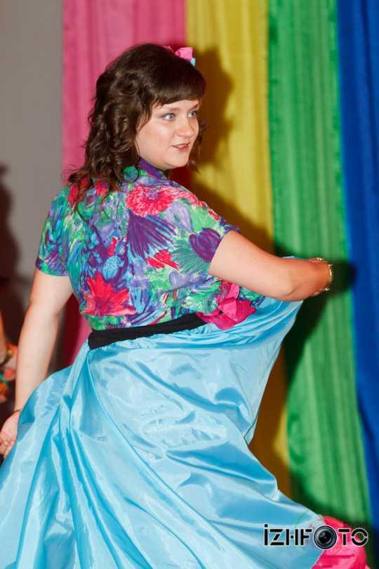 Танцевальный конкурс Ижевск
