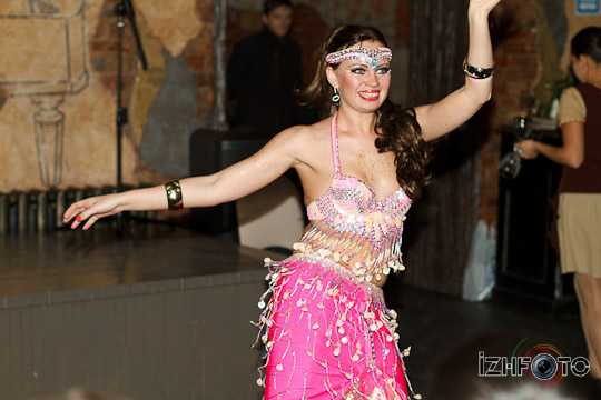 Финал конкурса Мисс Пышка