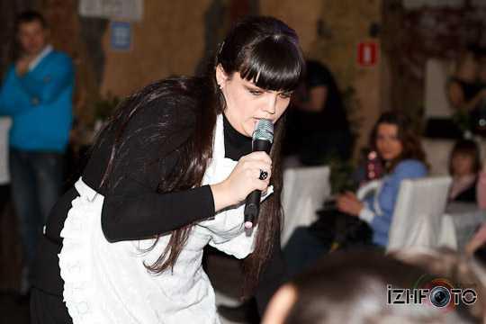 участница конкурса Мисс пышка