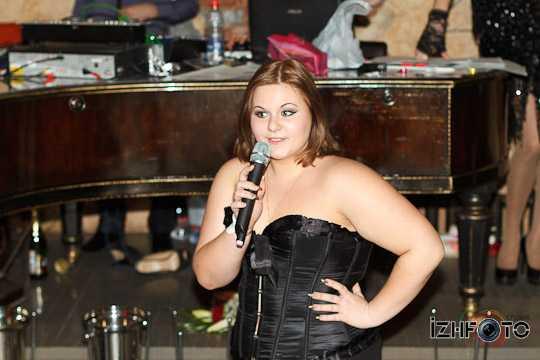Конкурс Мисс пышка в Ижевске