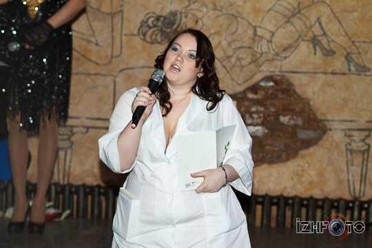 Участницы конкурса мисс пышка