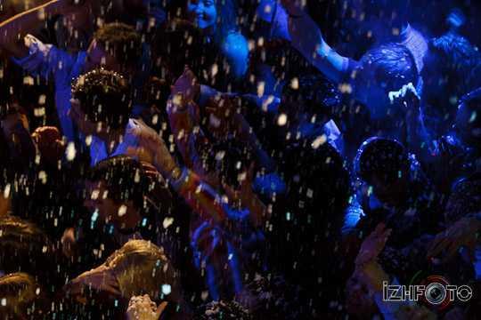 Концерт группы Вирус в клубе Пятница, Ижевск