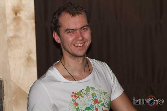 DJ Вова Ютов, Ижевск