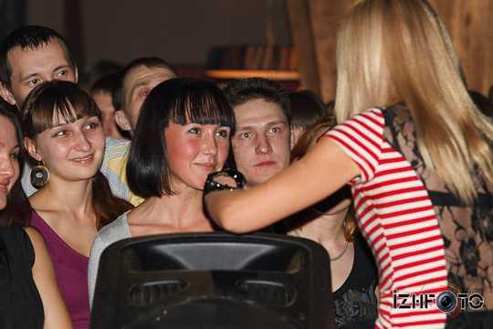 Фото отчет концерта группы Вирус в клубе Пятница, Ижевск