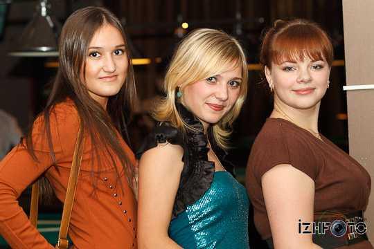 Клуб Пятница, Ижевск