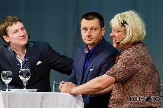 шоу уральских пельменей, концерт в Ижевске