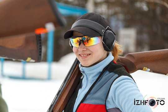 Фото соревнования по стендовой стрельбе, Ижевск