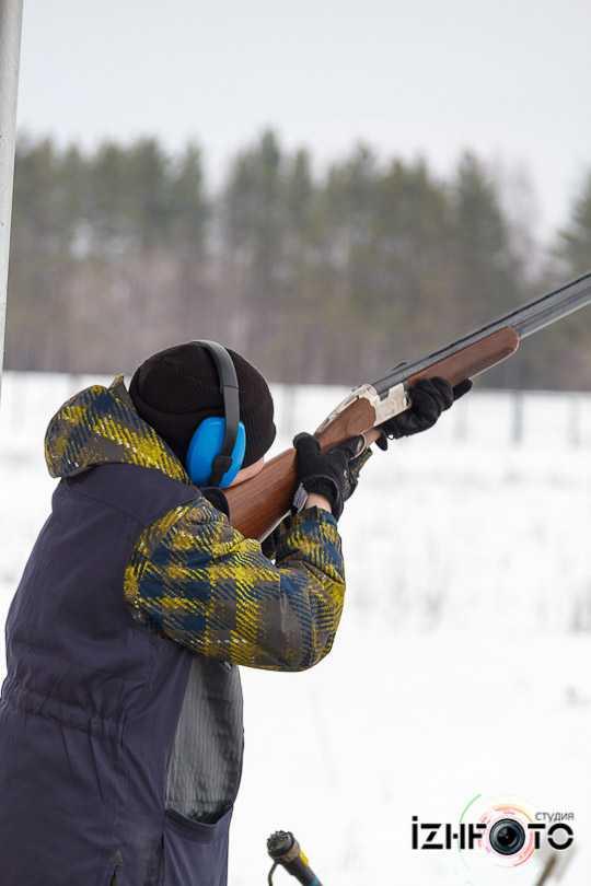 клуб стендовой стрельбы Ижевск