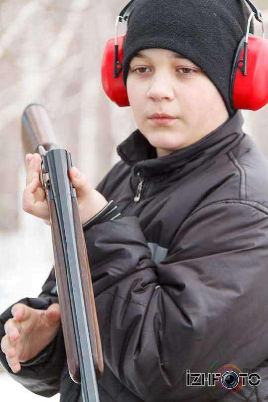 спорт - стендовая стрельба в Ижевске