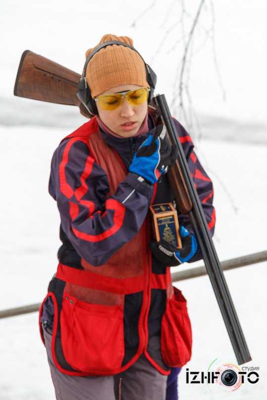 оружие для стендовой стрельбы в Ижевске