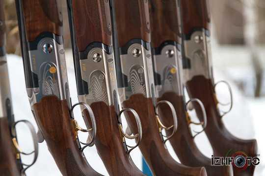 оружие для стендовой стрельбы фото