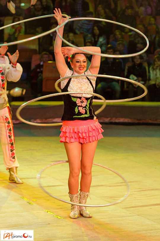 Жонглеры, Парад звезд в Ижевском цирке