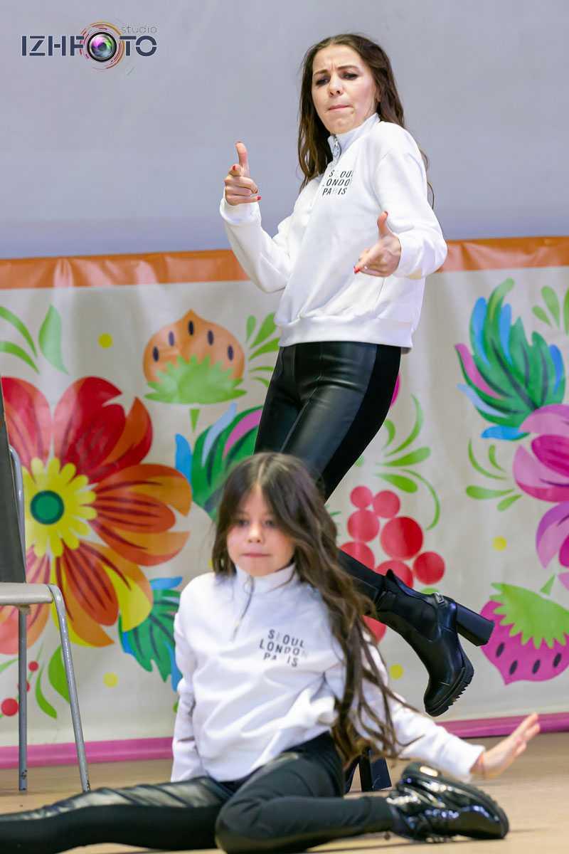 Детская школа моделей Моделька Ижевск