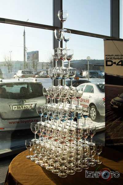 Презентация Toyota Ижевск