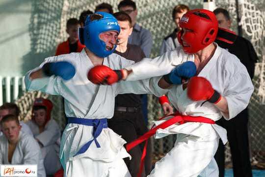 Секции и школы спортивных единоборств в Ижевске