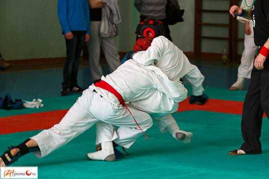 Обучение самообороне в Ижевске
