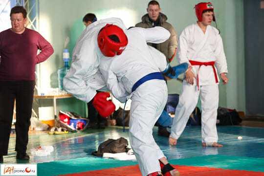 Спортивные единоборства в Ижевске