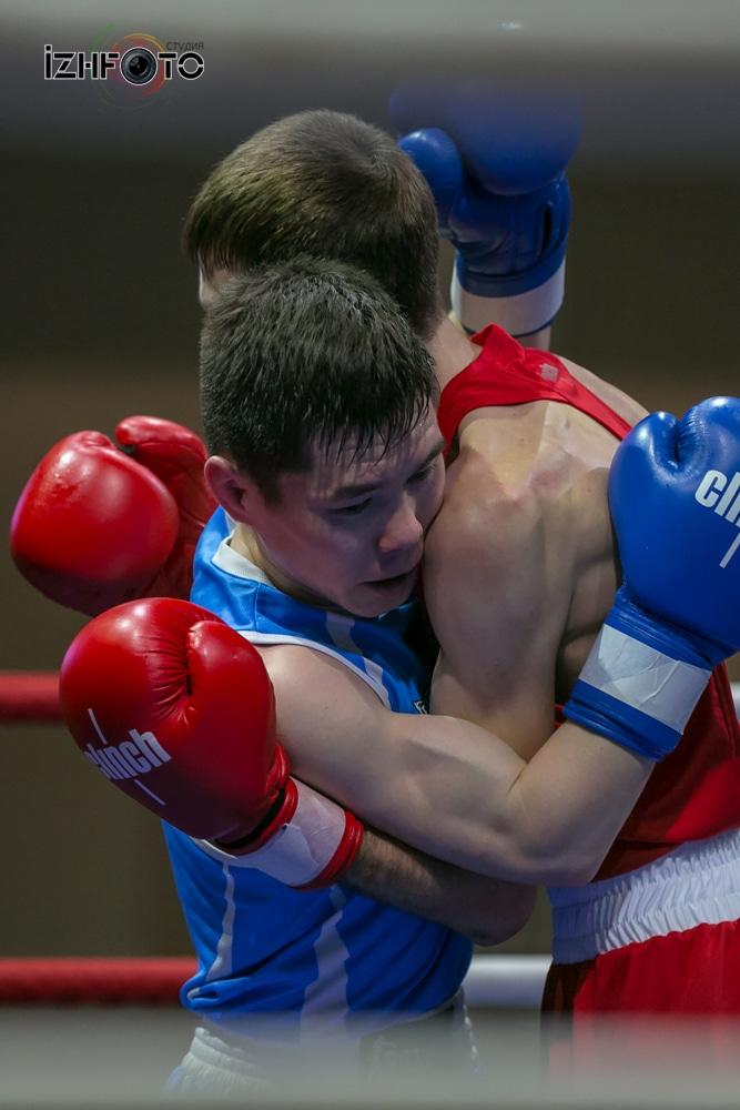Командный Кубок России по боксу Ижевск 2019