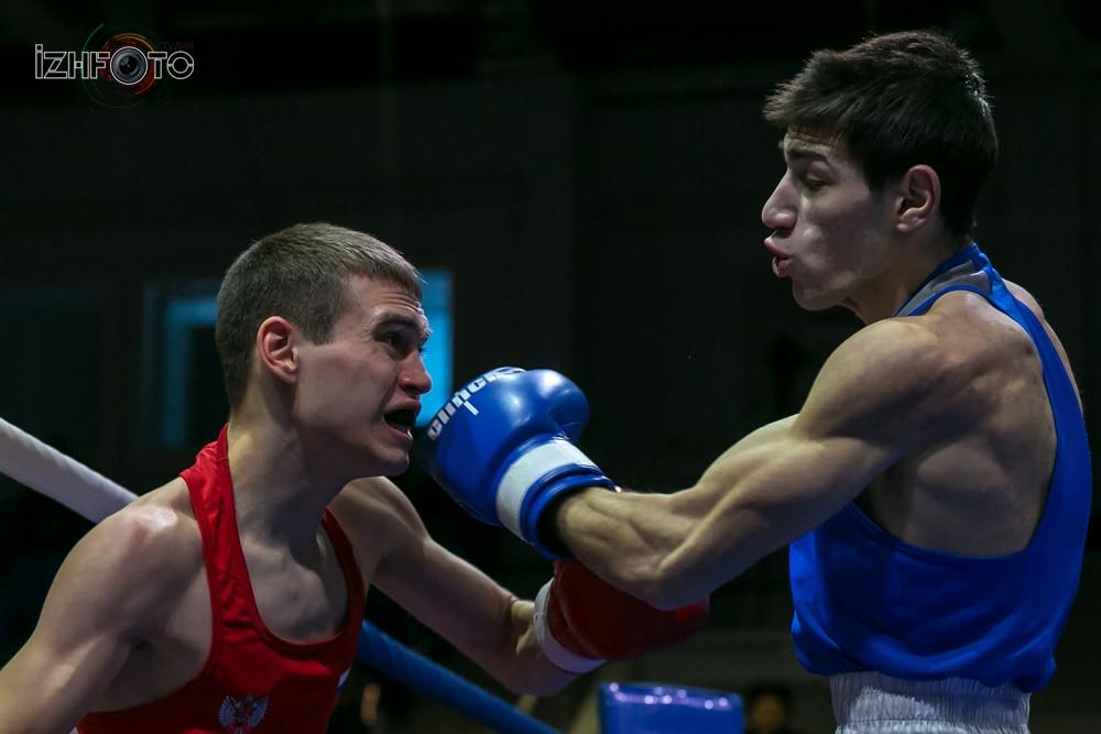 Боксеры Южного федерального округа