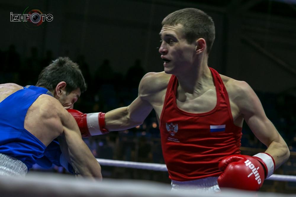 Кубок по боксу в Ижевске