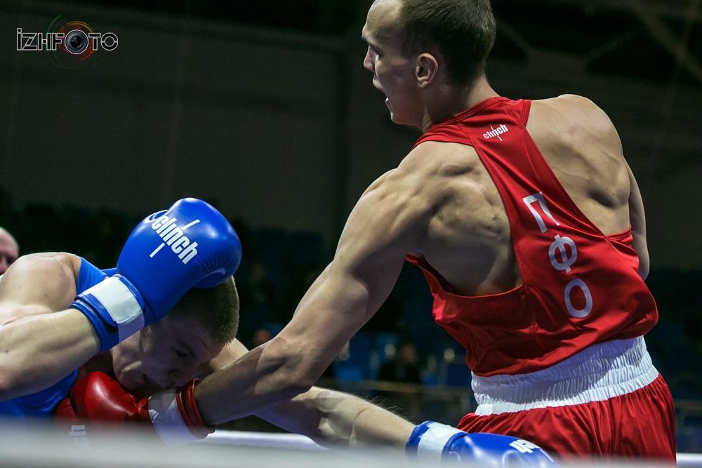 Боксеры Приволжского федерального округа