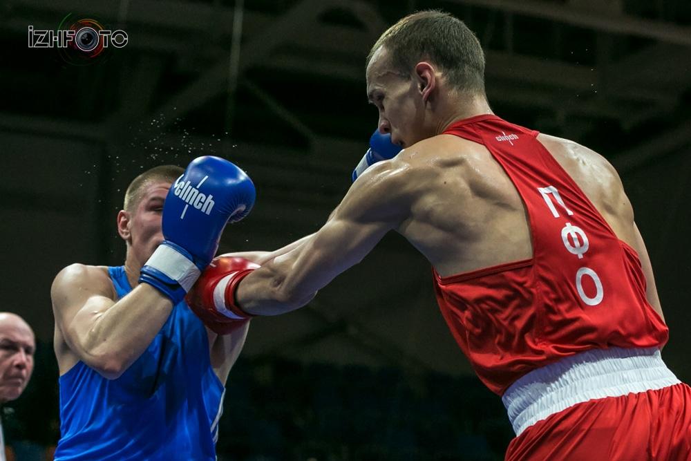 Фото боксеров на ринге
