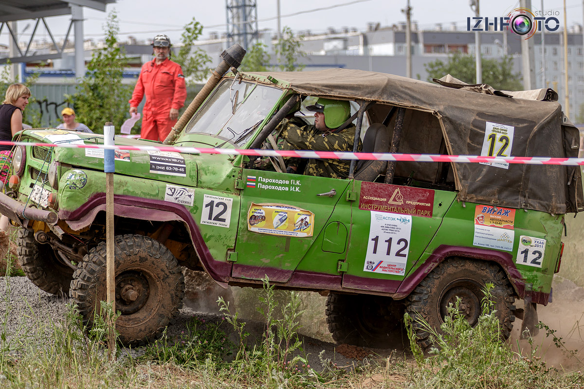 Jeeptrial Russia Photo