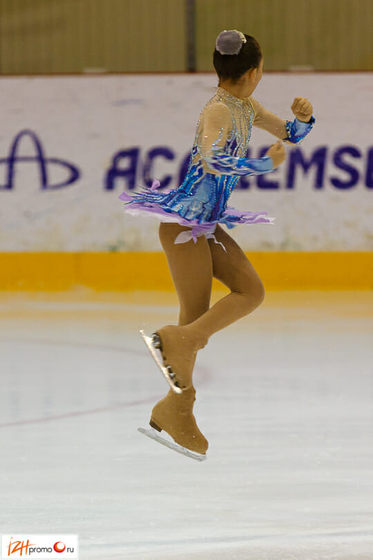Детский спорт в Ижевске