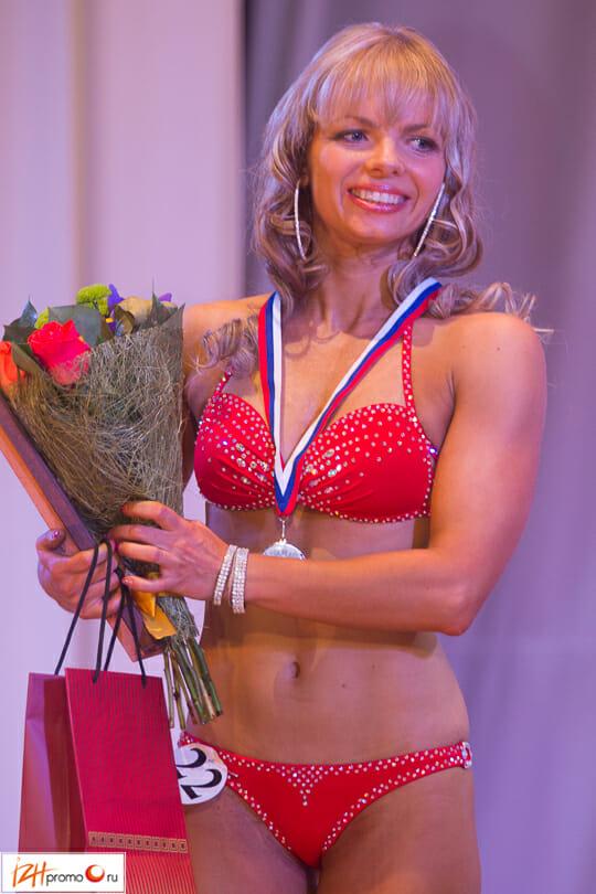 Соревнования Мисс бикини Фото
