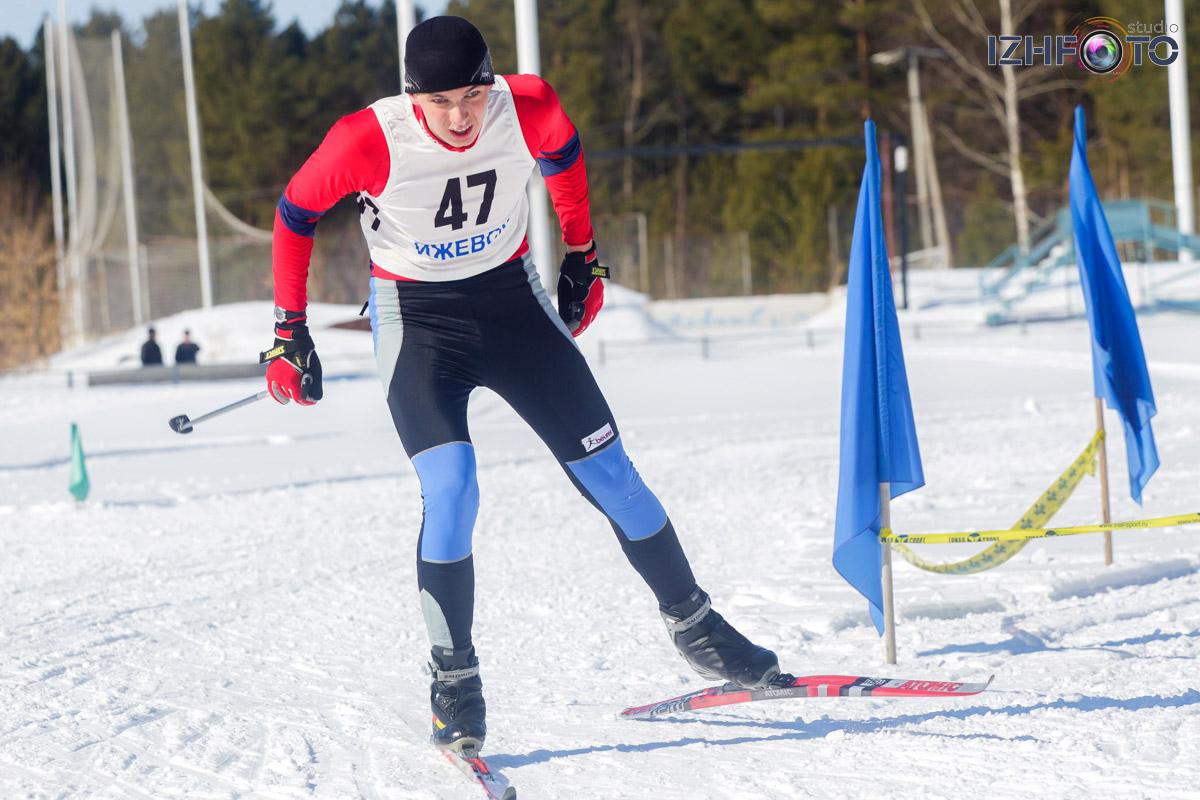 Зимний триатлон Фото