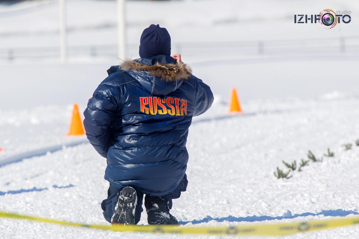 Дисциплины зимнего триатлона фоторепортаж