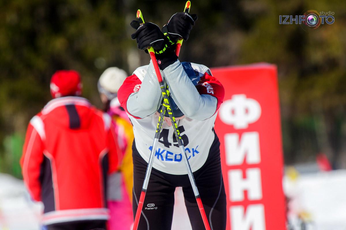 Как проходят соревнования по триатлону зимой Фото