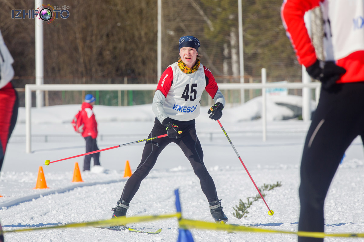 Соревнования по зимнему триатлону Фото