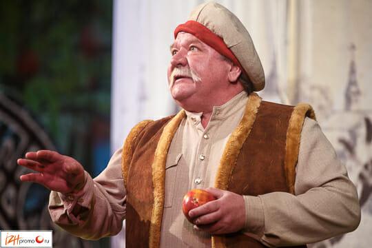 Спектакль Наливные яблоки в Ижевске