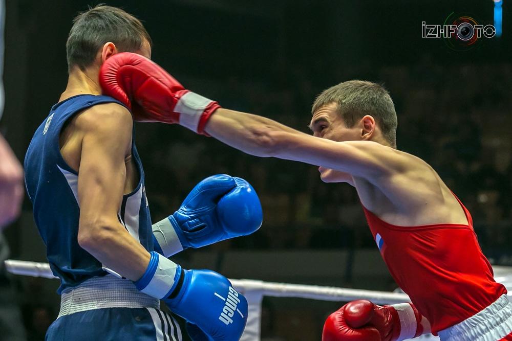 Боксеры Сибирского федерального округа