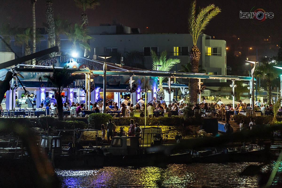 Фото кафе и ресторанов Айя напа