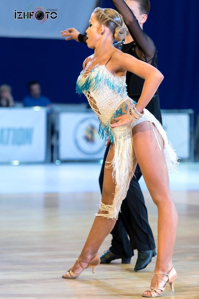 Турнир по спортивным танцам
