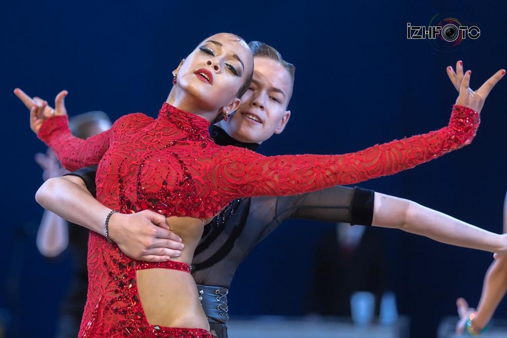 Турнир бальные танцы Ижевск Фото