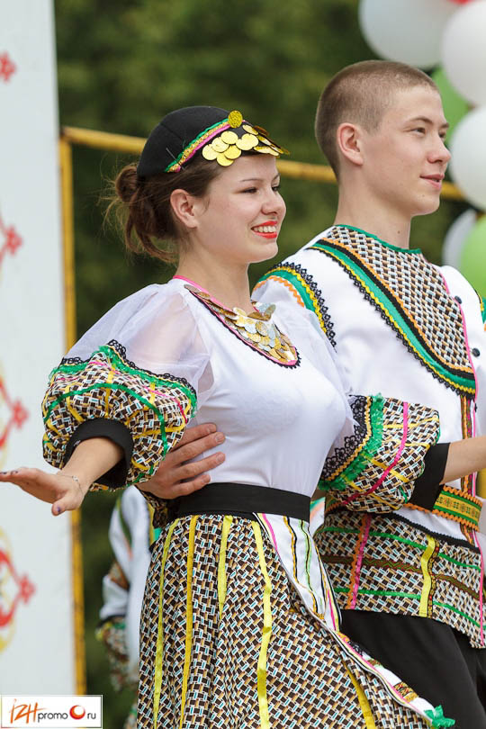 Сабантуй Ижевск Фото