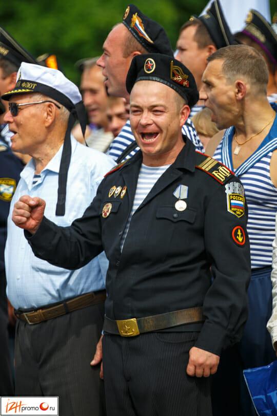 День ВМФ в Ижевске: фоторепортаж